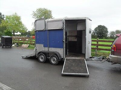 Ifor Williams HB505R  Hunter Horse Trailer Horsebox Double,Catering / Project