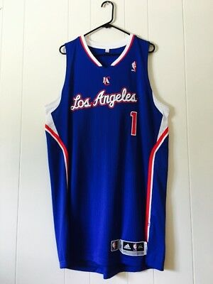Los Angeles Clippers Chauncey Billups Game Worn/Used Jersey Finals MVP Pistons