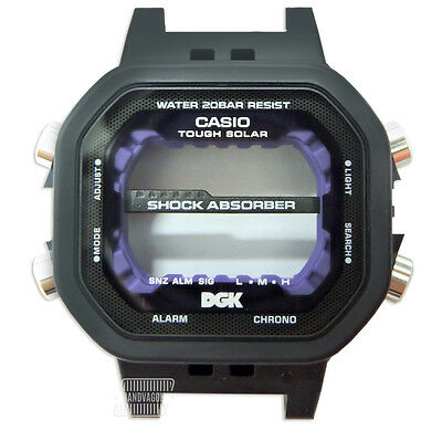 G-Shock GX-56DGK-1 King DGK Case and Solar plate included case only