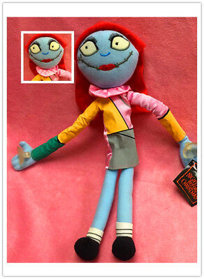 The Nightmare Before Christmas Sally Soft Plush Doll Toy Kids Children Xmas Gift