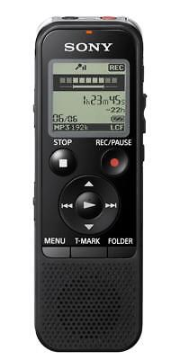 Sony ICD-PX470 4GB USB Stereo Mic Digital Voice Recorder Black Brand New AU*au