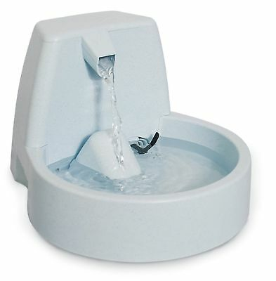 New-Pet Fountain Canine Cat Dog Water Bowl Free Shipping