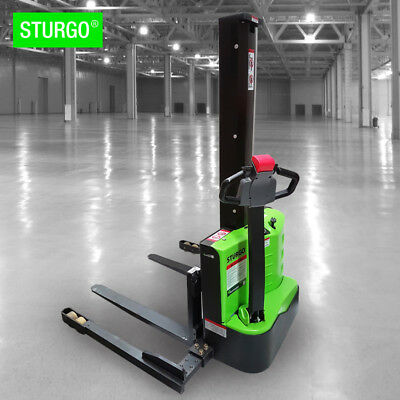 STURGO Compact Forklift Electric Walk Behind - Perth