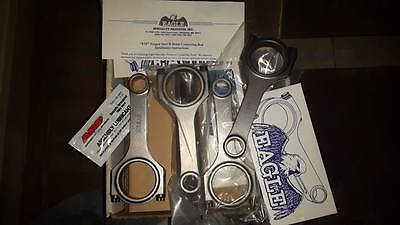 """BIELLE """"EAGLE USA"""" CONNECTING RODS SEZ H 497g. NUOVE"""