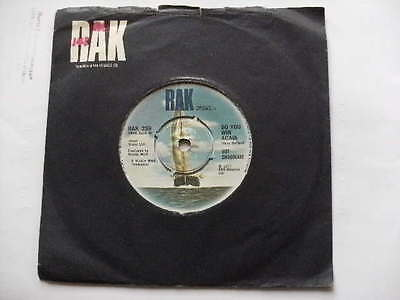 HOT CHOCOLATE >1977<SO YOU WIN AGAIN<7INS SINGLE 45rpm VINYL RECORD JUKEBOX