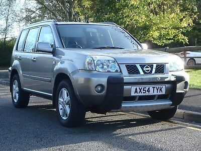 X-TRAIL SVE DCi 5 DR - 94,000 MILES - FULL SERVICE HISTORY - EXCELLENT CONDITION