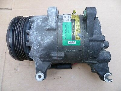 Bmw Mini One Cooper S R50 R52 R53 Air Con Conditioning Pump 01139014