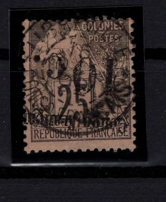 P42582/ FRENCH CONGO – MAURY # 6d SURCH RENVERSEE / INVERTED OVERPRINT 200 €