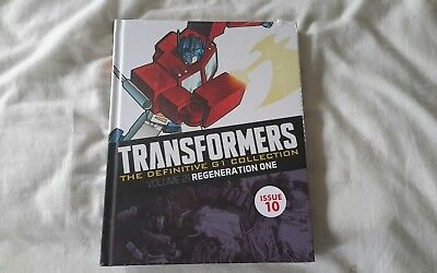 Transformers G1 The definitive collection issue 10 (Brand New Sealed)