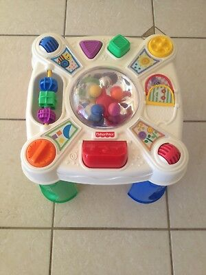 fisher price poptivity table