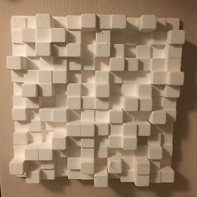 Sound Diffuser - Room Treatment - Polystyrene - Acoustic Panels