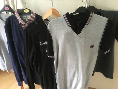 Mens Small/medium Jumper Bundle