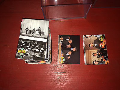 1993 Apple River Croup The Beatles 220 Trading Card Complete Set in Case!!