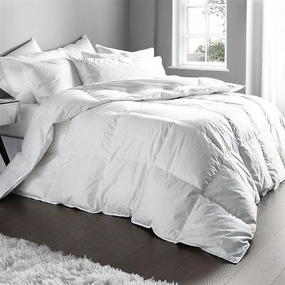 Warm Goose Feather & Down Duvet Quilt 13.5 Tog All Season (King)