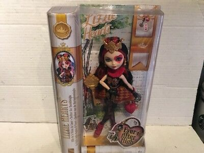 Ever After High, Lizzie Hearts Doll, Brand New And Boxed.