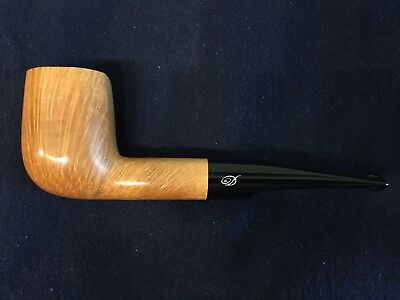NEW – OLD STOCK, Davidoff Panel 400F, Pipe, Pfeife, Pipa, Straight Grain (9mm)