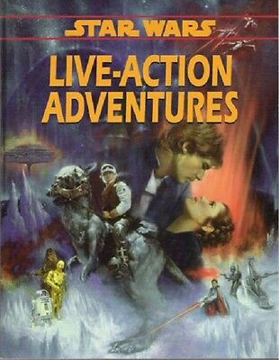 Star Wars RPG  Live Action Adventures West End Games RolePlaying Game