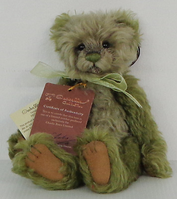 Charlie Bears Minty Mohair Isabelle Lee Collection