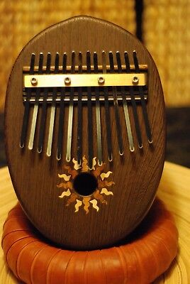 Delux Bass Kalimba With Pickup