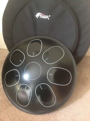 Oval drum by Ovalsound the first percussive digital instrument