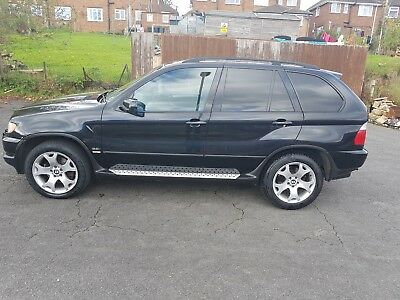 2002 Bmw X5 3.00 Litre Petrol Sport  Mot Run Out End Of The Month Hpi Clear