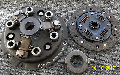 Reliant Borg Beck Clutch Carbon Bearing Type.... Please Read Listing....