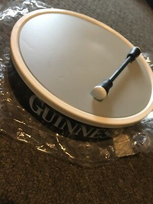Official Guinness Bodhran Drum And Baton