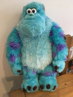 "Disney Store 24""monsters Inc Plush Sully"