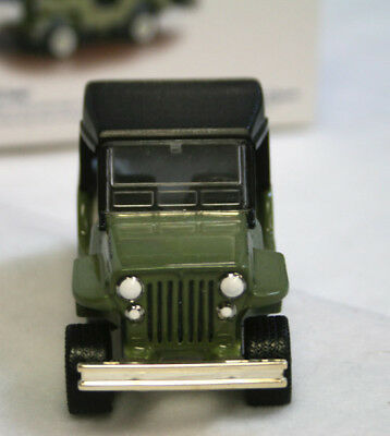Department 56 1954 Willy's CJ3 Jeep Classic Cars