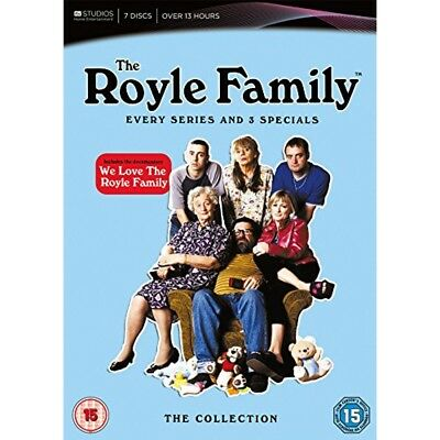 The Royle Family: The Complete Collection DVD
