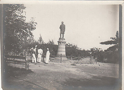 Foto Militare Coloniale 1909 Oceano Indiano-Africa Orientale Inglese