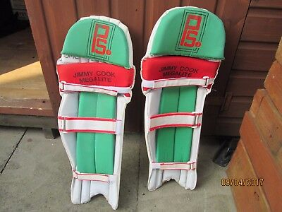 Jimmy Cook Cricket Pads