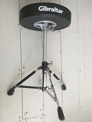 Gibraltar 5608 Drum Stool , Seat , Throne , Never Used