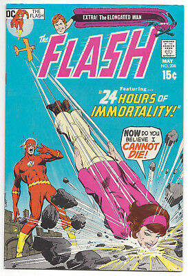 The Flash #206 (VF/NM) 1971, Neal Adams cover