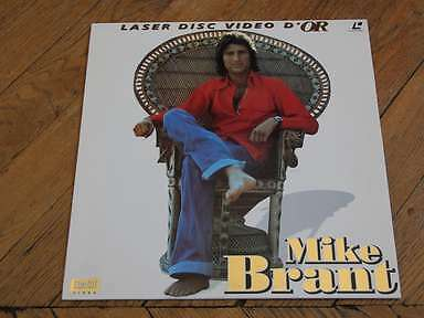 Mike Brant Laserdisc PAL IBACH VIDEO