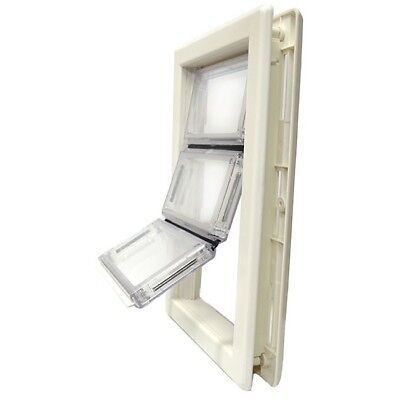 Perfect Pet Multi-Flex Pet Door Medium