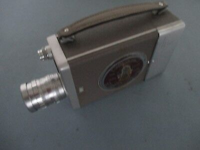 Bell And Howell Cine Movie Cameras