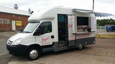 Well Established Catering Business Including Van And Pitch Based In Nuneaton