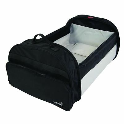BABYSUN Simple Couffin Nomade Noir
