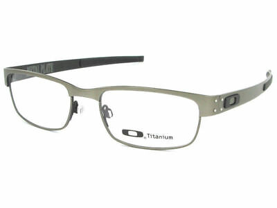 New Oakley Eyeglasses METAL PLATE OX5038 22-200 light titanium 53-18-140