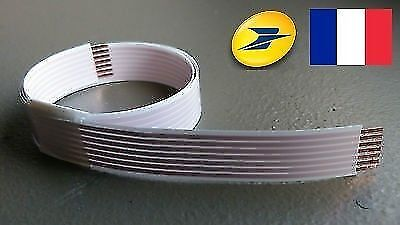 Cable contacteur airbag - megane 2 - scenic 2 - FFC (2003-2008) - 7pin