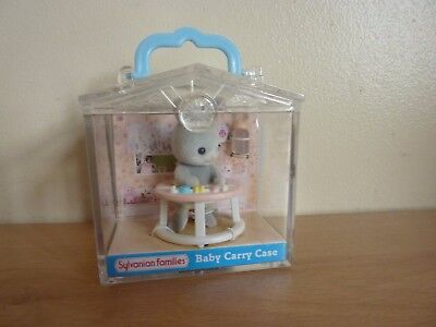 Sylvanian Families Baby Carry Case Brand New Never Opened