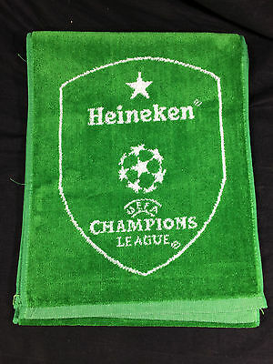 "Heineken Beer Soccer Bar Towel Champions League 59"" x 11"""