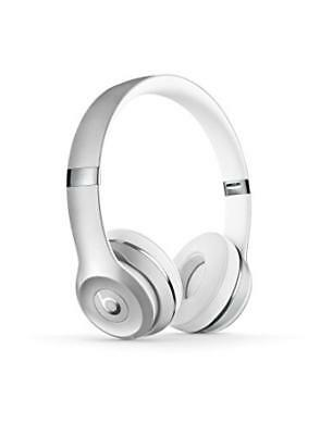 (TG. No) Beats by Dr. Dre Beats Solo3 - Cuffie con Wireless, Argento - NUOVO