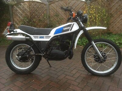 1978 Classic Yamaha Dt250 Barn Find Restoration Project 13K Miles Uk 2 Owners