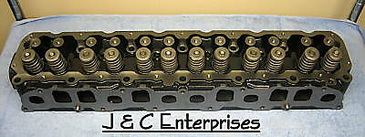 New 4.0 Amc Jeep Cherokee Laredo 0331 0630 7120 Cylinder Head