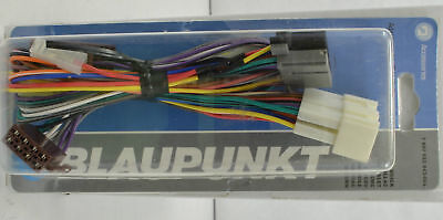 Blaupunkt THA PnP Adapter Cable (part# 7607622041) OEM Radio THA Car Amplifiers