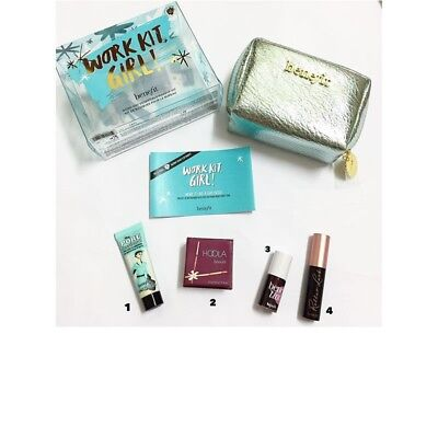 BENEFIT - WORK KIT GIRL! new Fall 2017 - in box - bargain !!