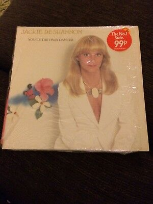 Jackie DeShannon You're the only dancer LP