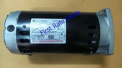 Century H755 Pool Pump Motor 7-165440-05 A.O. Smith 3 HP 3450 RPM 1081 Square